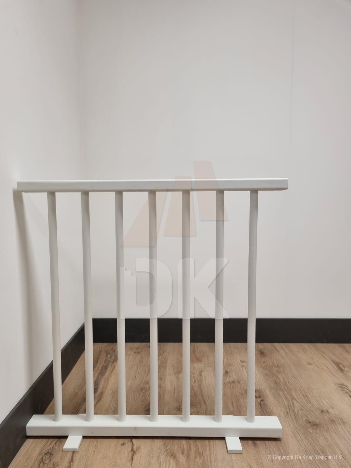 Balustrade houten spijlen - H1000