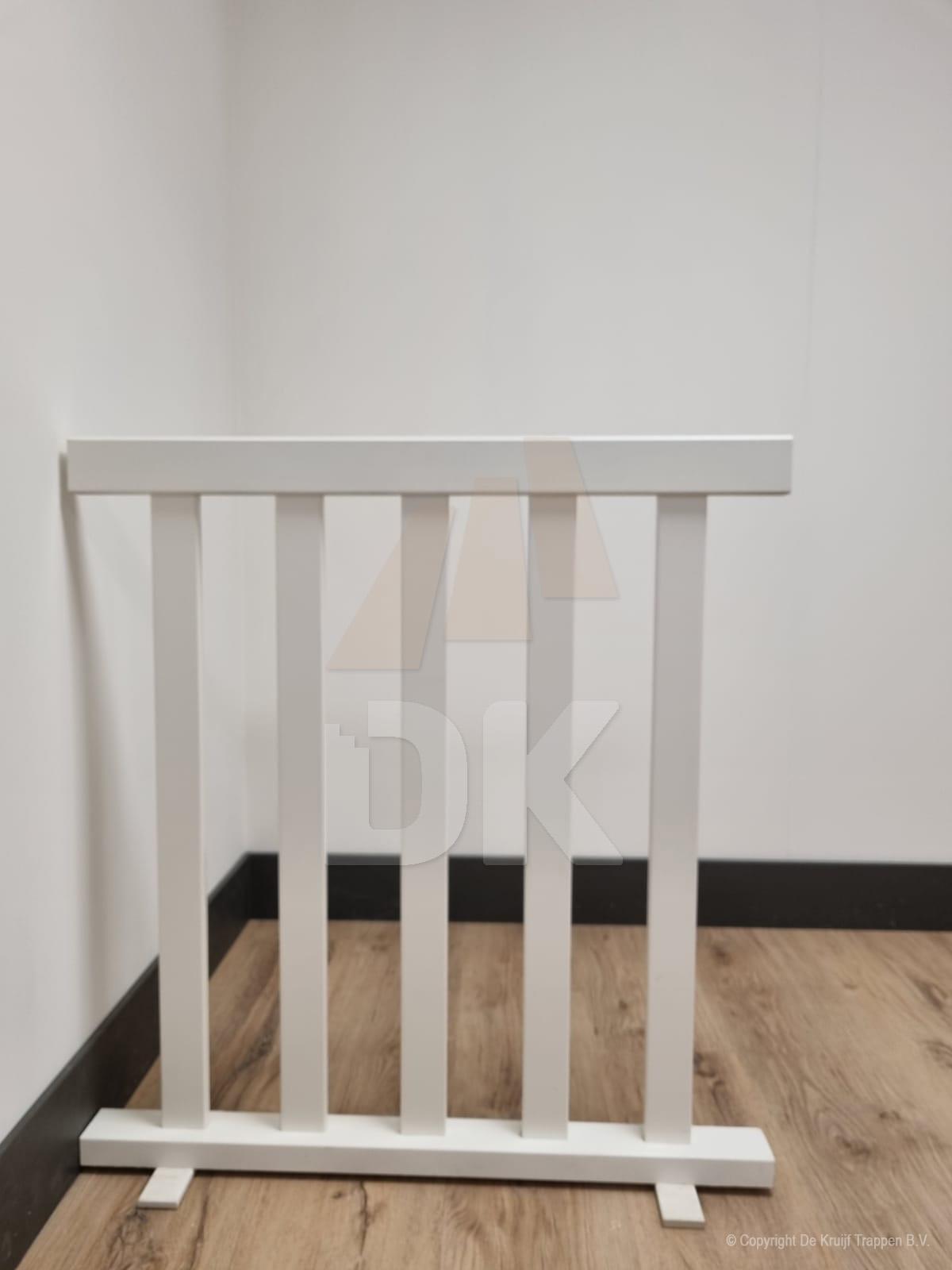 Balustrade houten spijlen - H1001