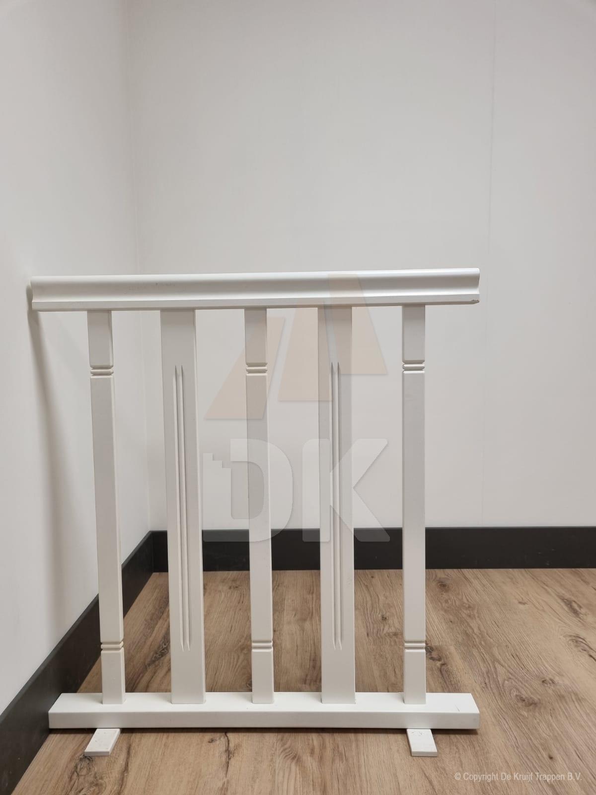 Balustrade houten spijlen - H1004