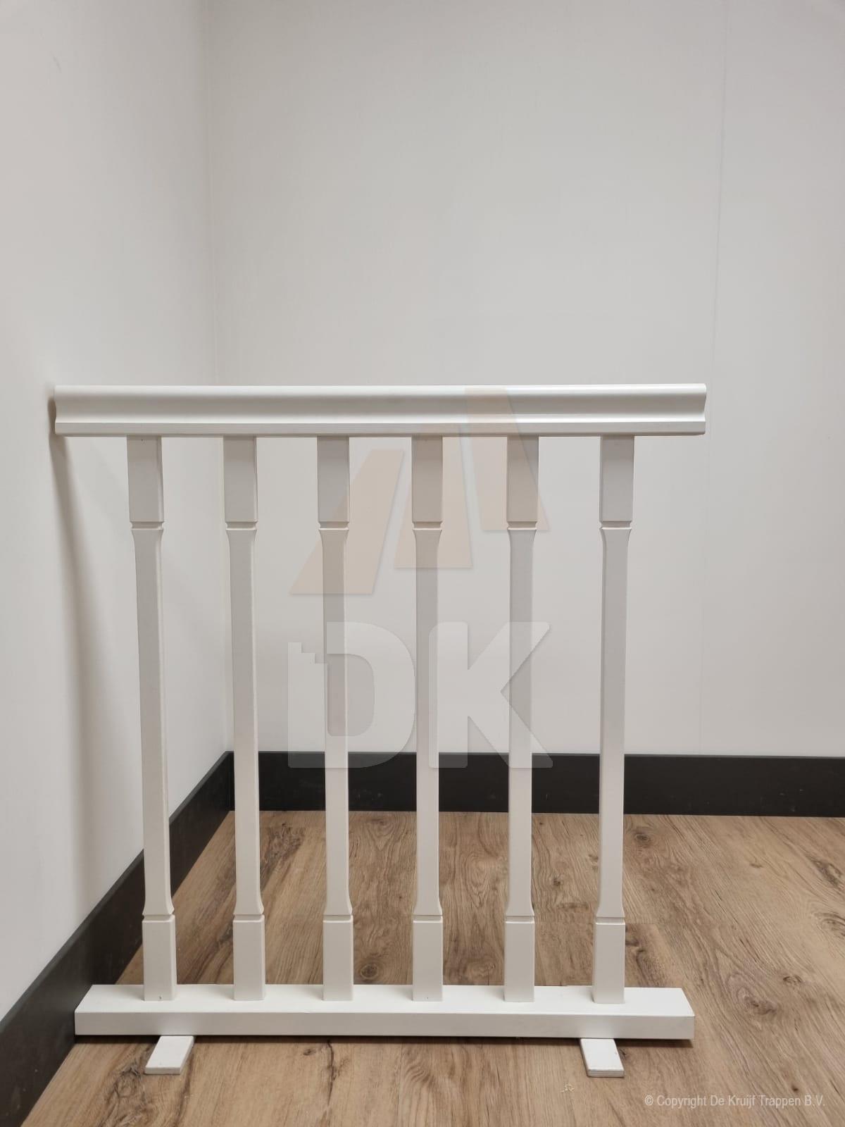 Balustrade houten spijlen - H1005