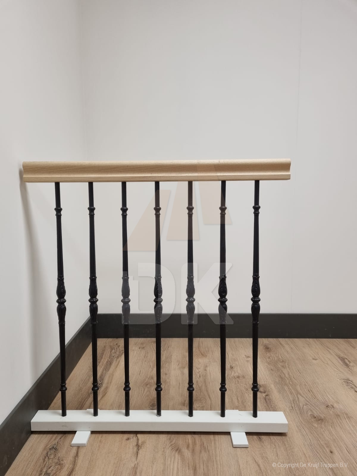 Balustrade smeedijzeren spijlen - S1005