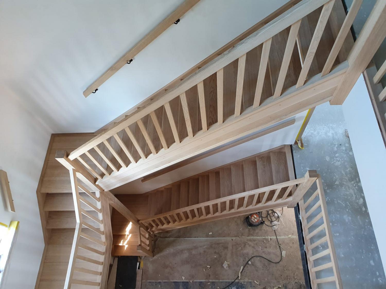Trappen en trappenhuis - Foto 9