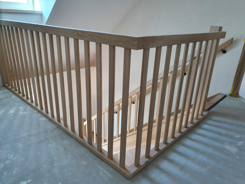 Trappen en trappenhuis - Foto 10