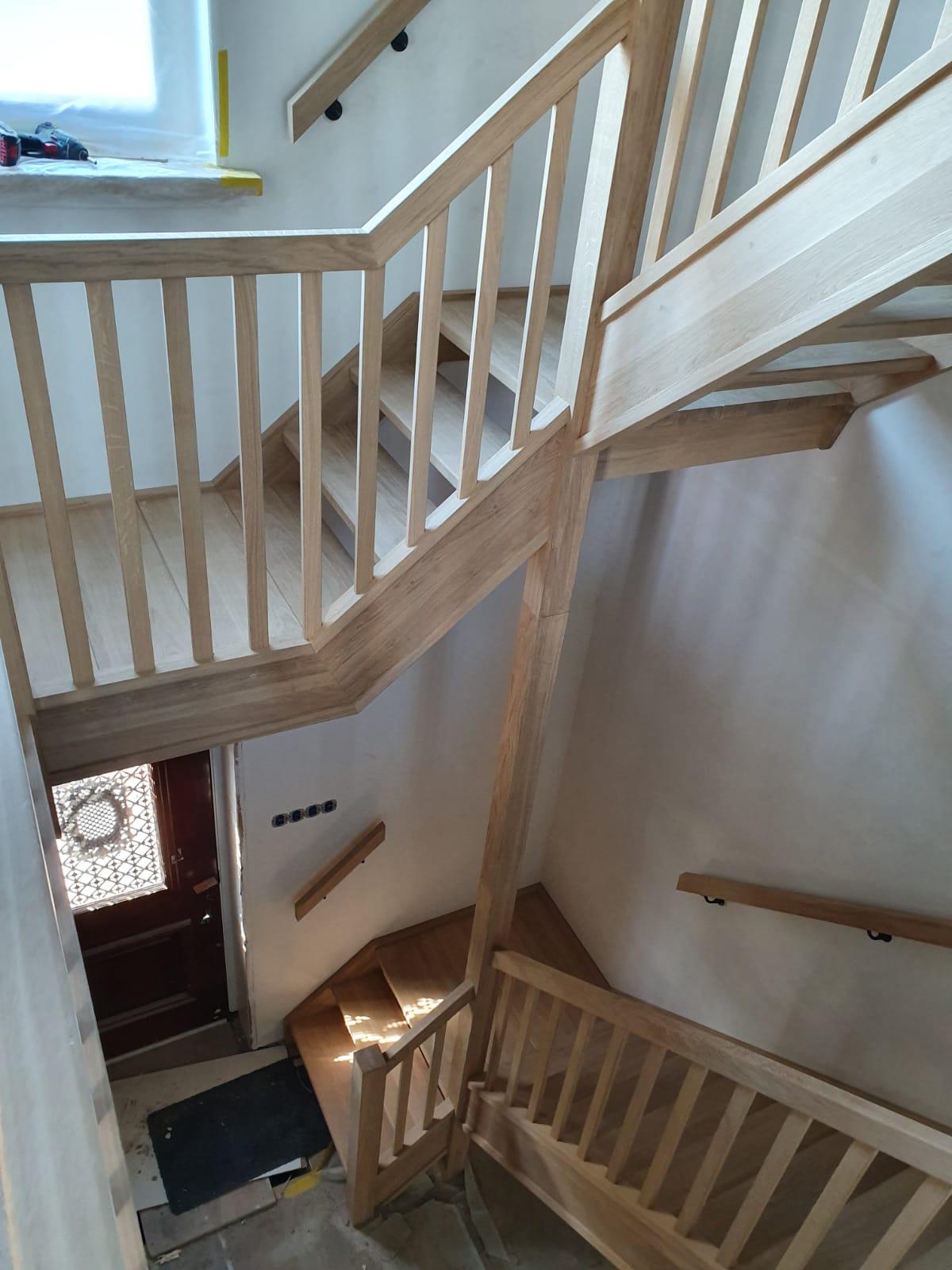 Trappen en trappenhuis - Foto 4