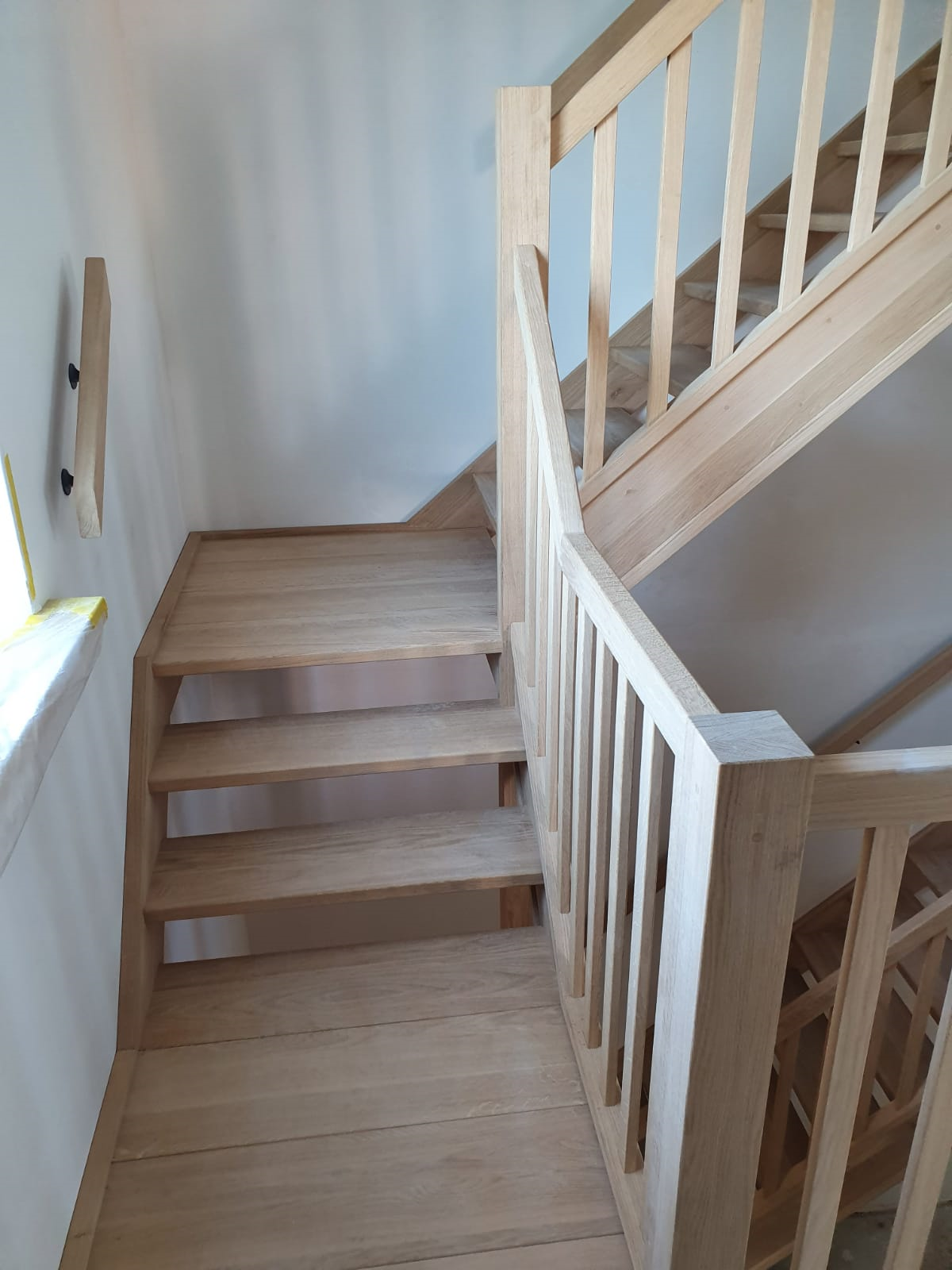 Trappen en trappenhuis - Foto 6