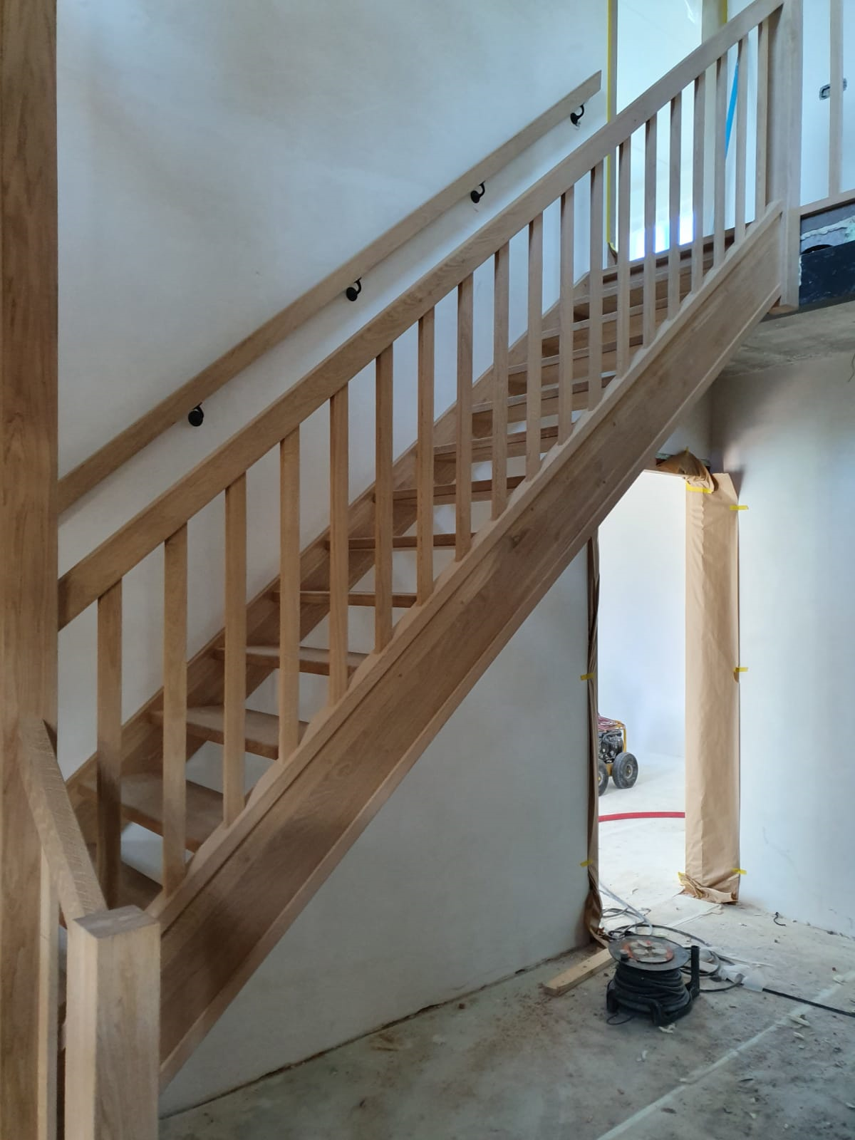 Trappen en trappenhuis - Foto 5