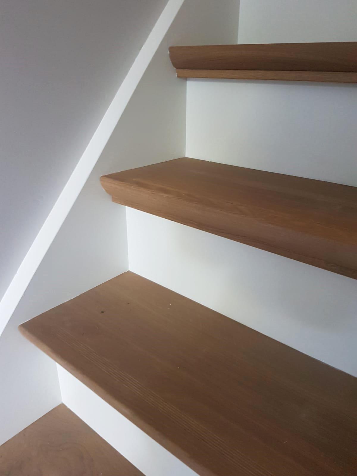 Nieuwe trap smeedijzeren spijlen - Foto 5