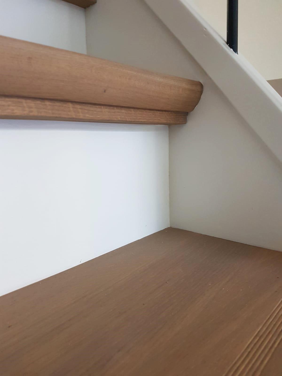 Nieuwe trap smeedijzeren spijlen - Foto 3