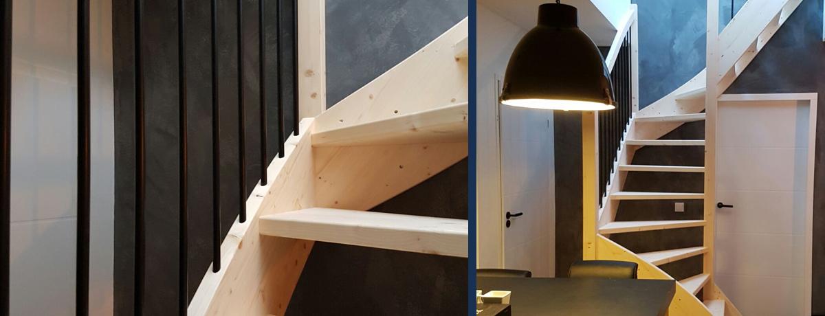 Hoeveel vierkante meter is een trap good hoeveel for Hoeveel kost een nieuwe trap