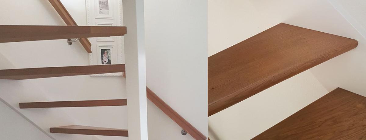 Een mooie vaste trap?