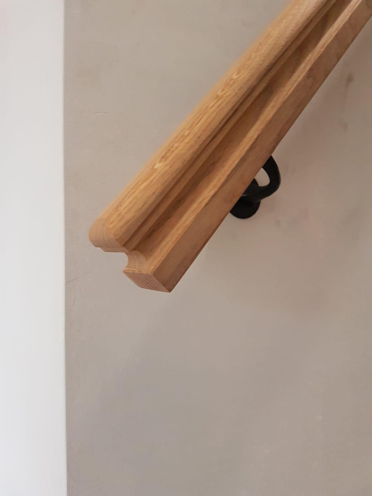 Nieuwe trap smeedijzeren spijlen - Foto 12