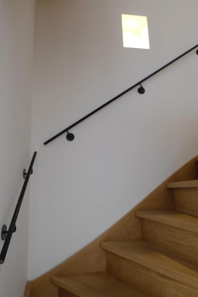 Ongekend Soorten houten trappen - Trap in beeld - Eiken trappen, jaren '30 BV-62