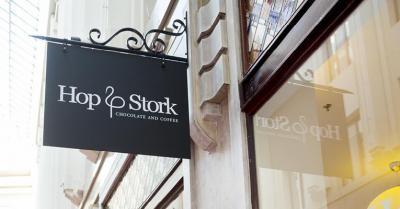 Nieuwe trap Hop en Stork