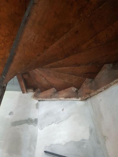Bijzondere trap in een bijzonder pand - Foto 5