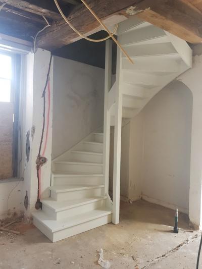 Bijzondere trap in een bijzonder pand - Foto 11