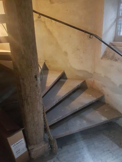 Bijzondere trap in een bijzonder pand - Foto 4