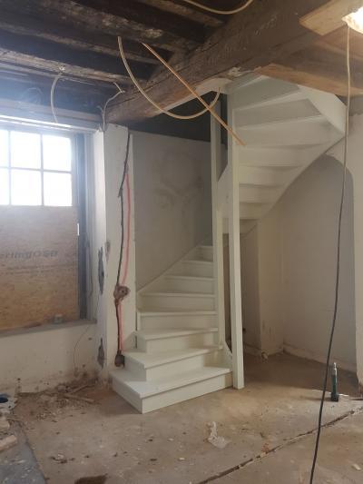 Bijzondere trap in een bijzonder pand - Foto 10