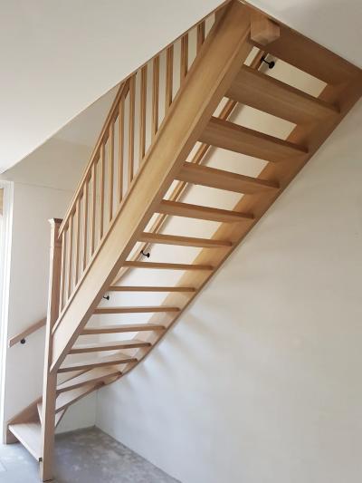 Bewerkingen Eiken trap - Foto 3