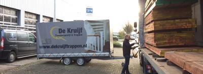 Levering hardhout
