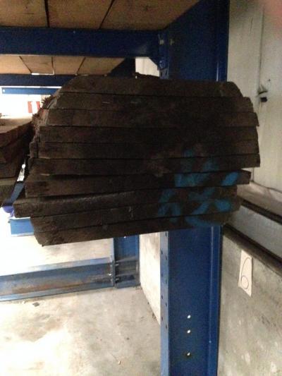 Hardhouten trap - Foto 6