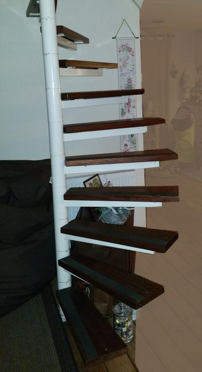Stalen trap vervangen - Foto 5