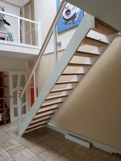 Stalen trap vervangen - Foto 2