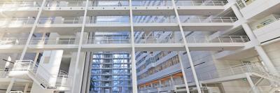 Vaste trap Den Haag