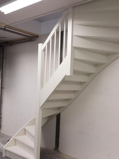 Onze meest verkochte houten trap - Foto 12