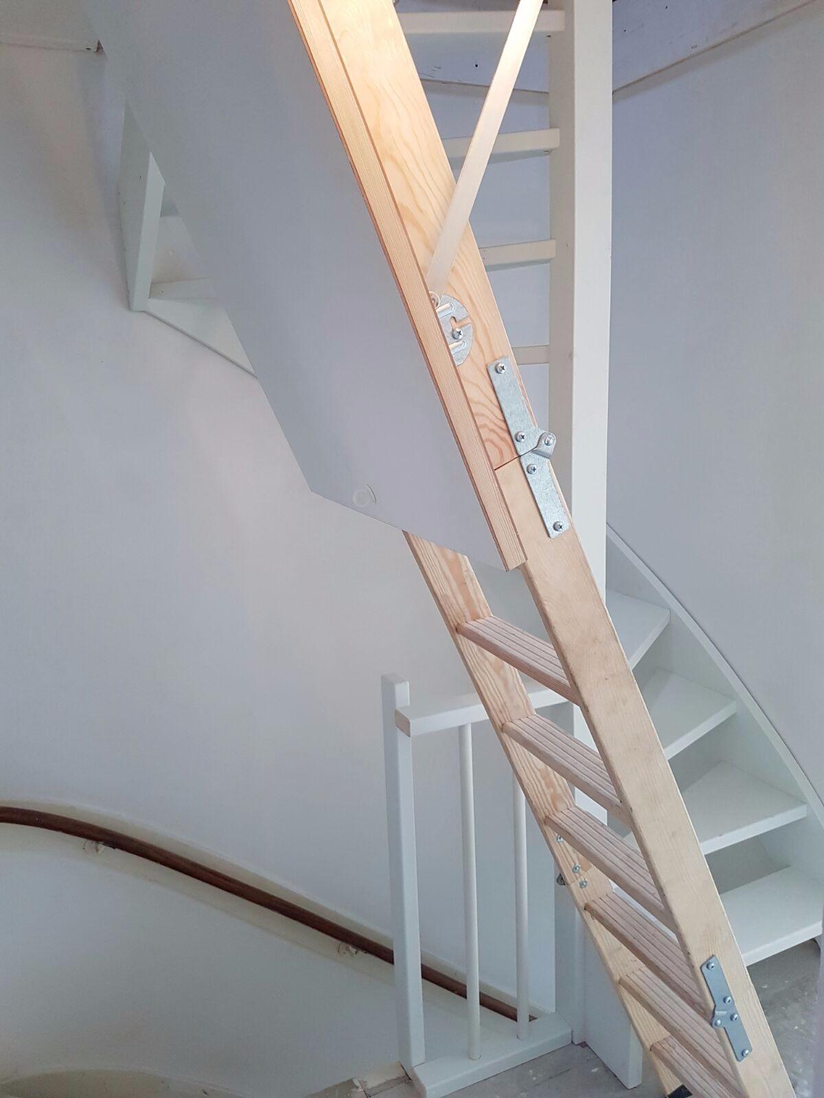 Fonkelnieuw Onze trappenfabriek - Vaste trap | Trappenspecialist De Kruijf Trappen KD-32