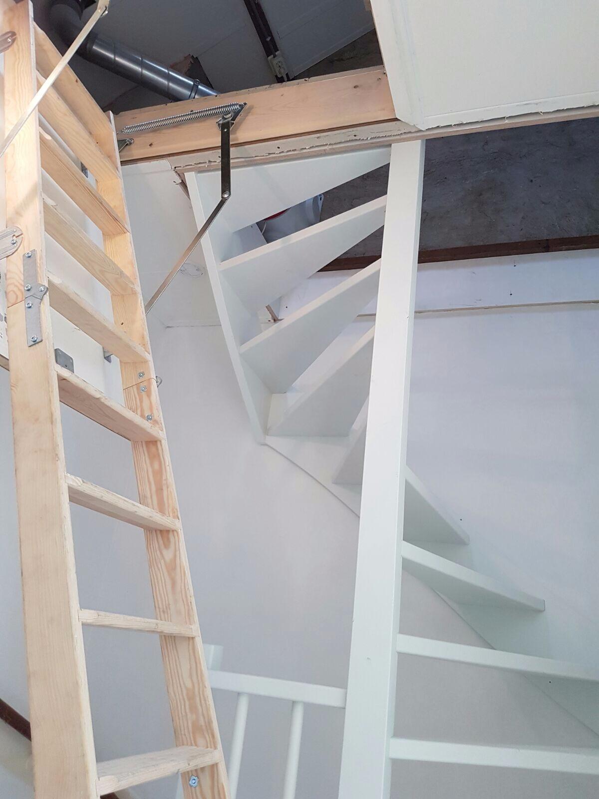 Verbazingwekkend Onze trappenfabriek - Vaste trap | Trappenspecialist De Kruijf Trappen TC-92
