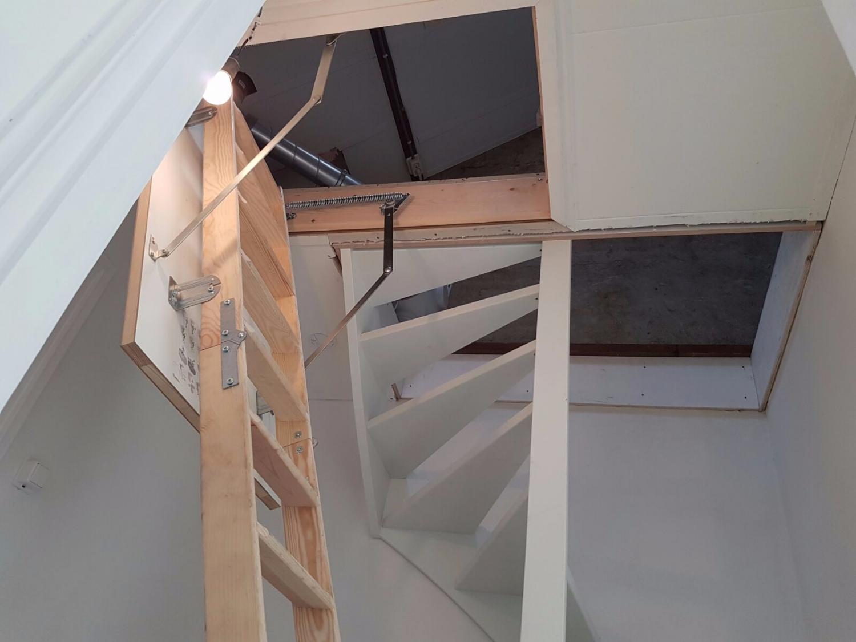 Verrassend Onze trappenfabriek - Vaste trap | Trappenspecialist De Kruijf Trappen HW-27