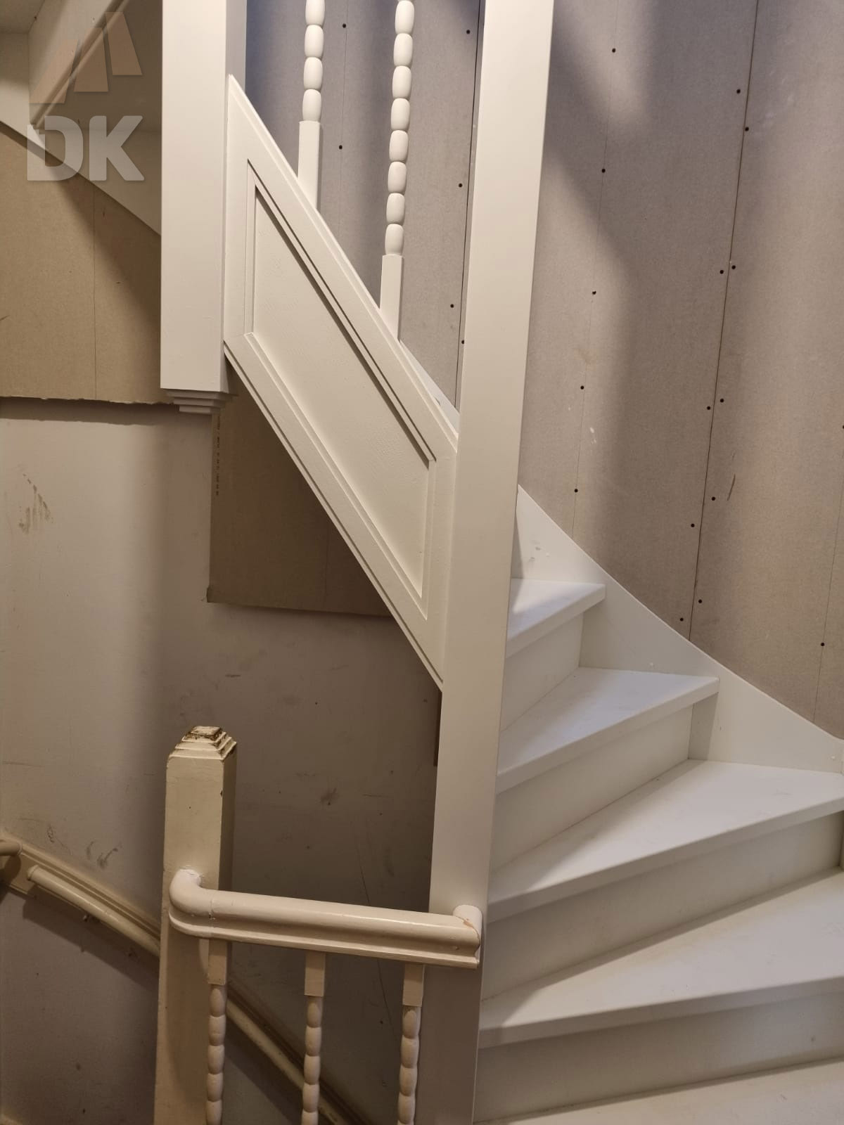 Dichte trap naar zolder en dakterras - Foto 5