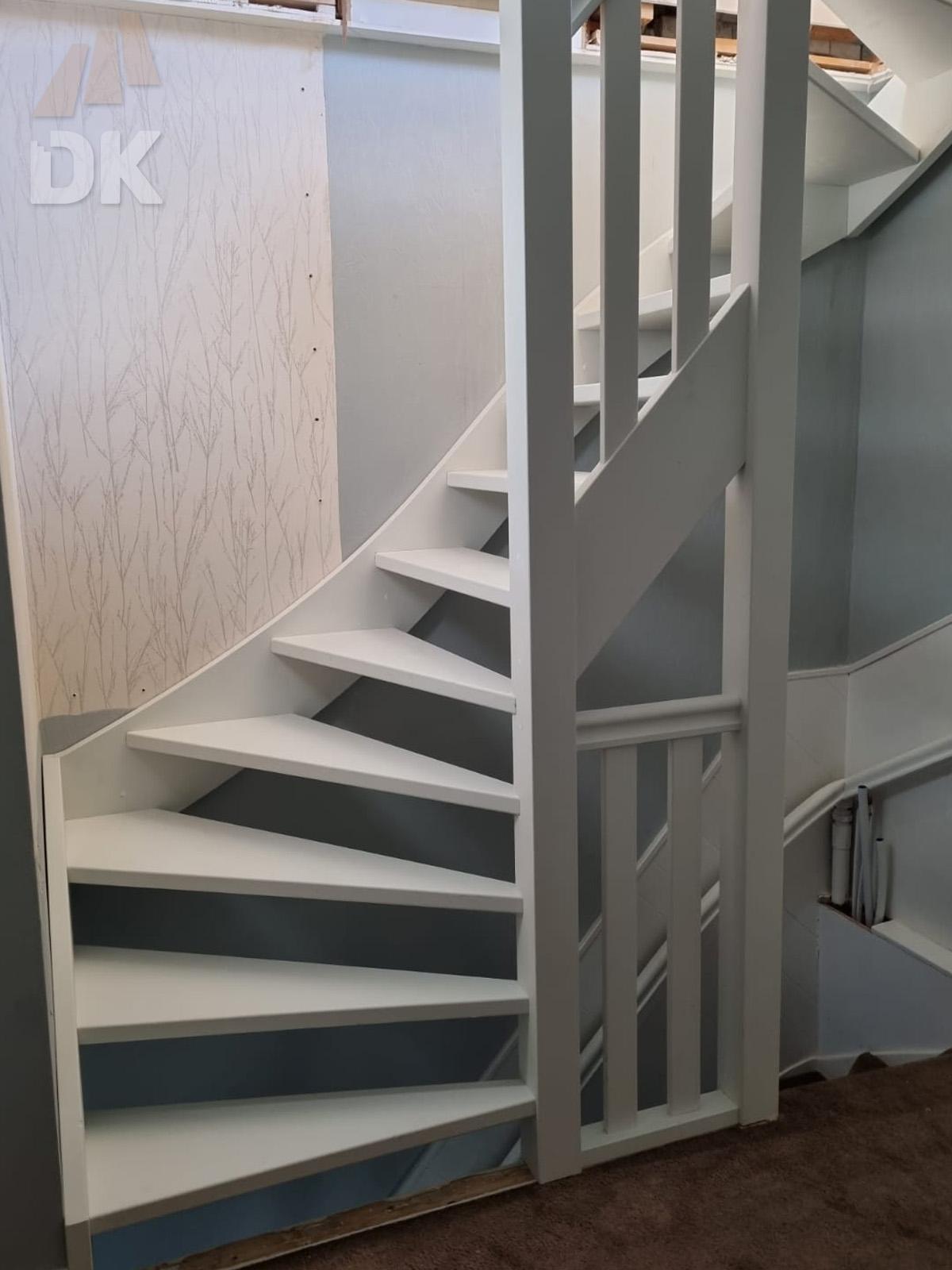 Stalen trappen vervangen - Foto 6