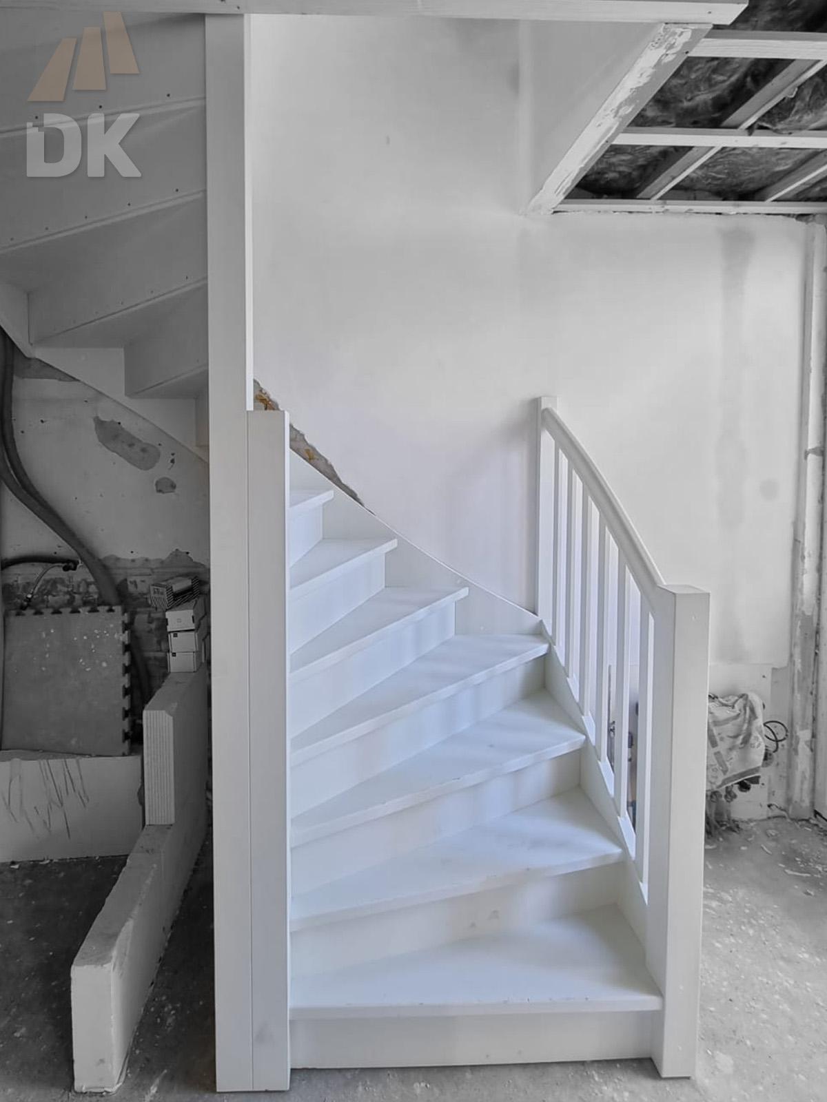 Stalen trappen vervangen - Foto 4