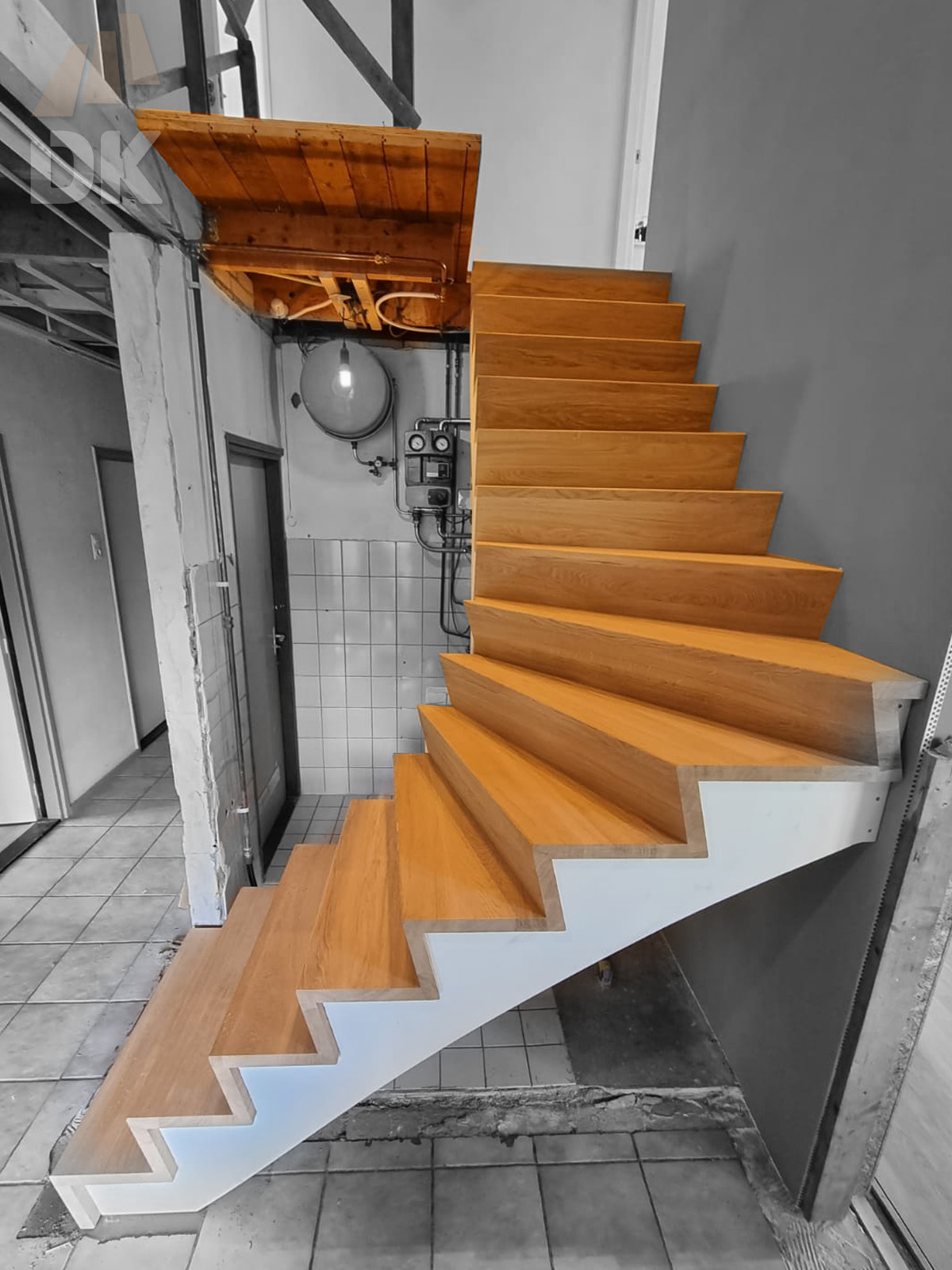 Z-trap onderkwart - Foto 1