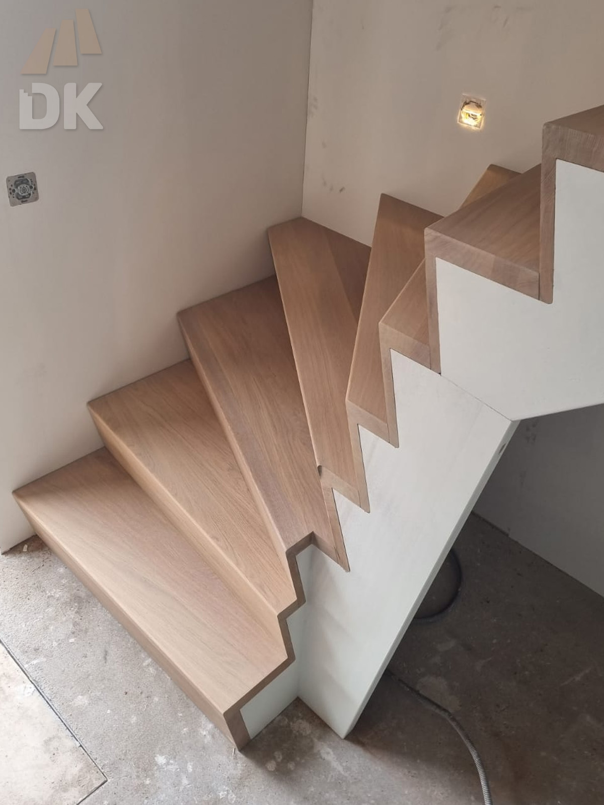 Z-trap met onderkwart - Foto 1