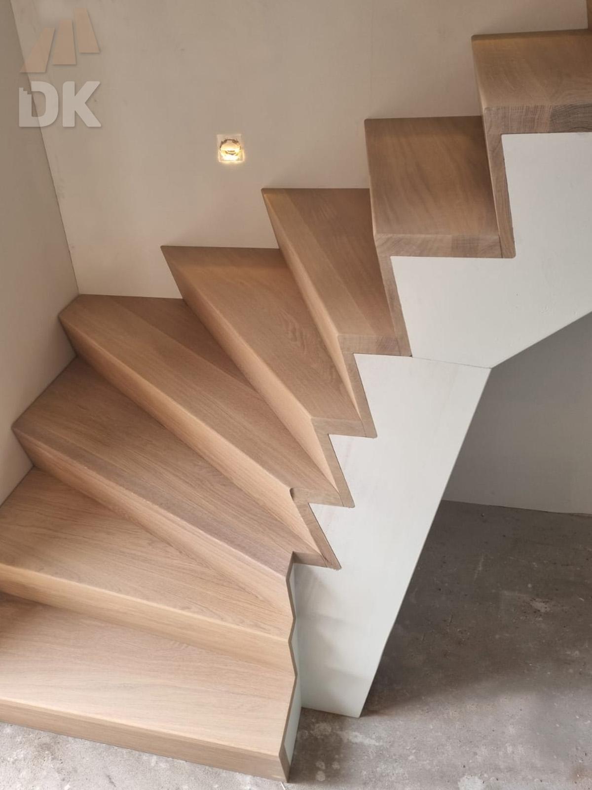 Z-trap met onderkwart - Foto 3