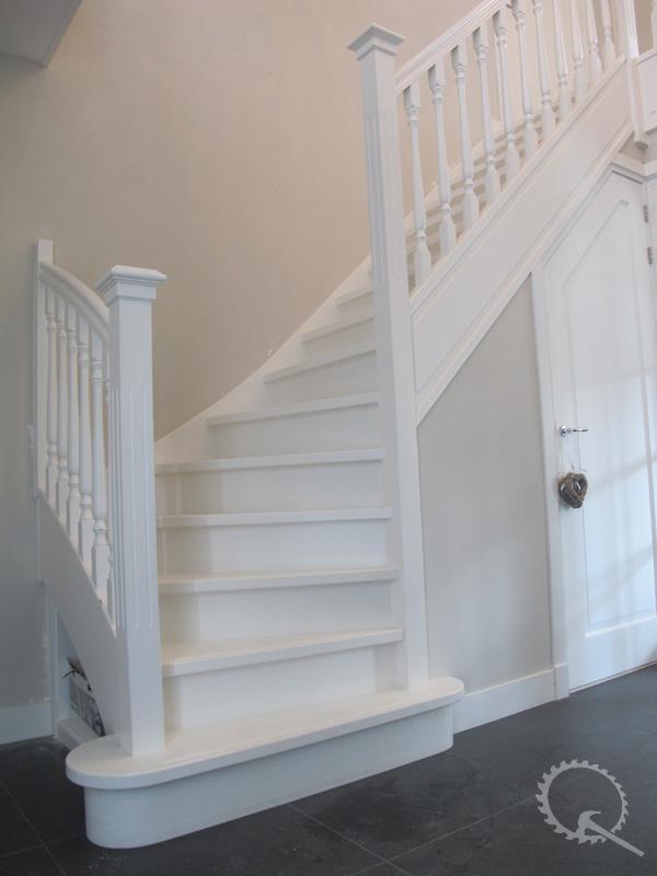 Trappen prijzen trappenspecialist de kruijf trappen for Dichte trap maken
